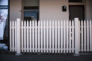Montgomery County fence building company